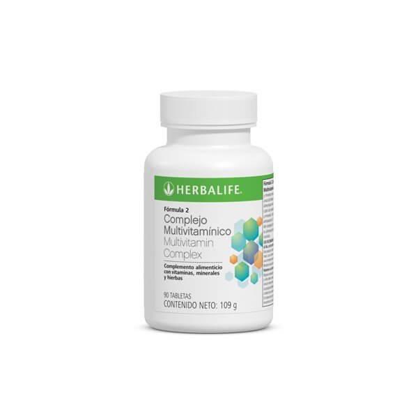 Formula 2 Complejo Multivitaminico Herbalife