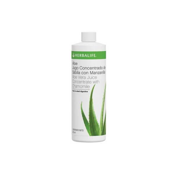 Herbalife Aloe Concentrado de Sábila con Manzanilla