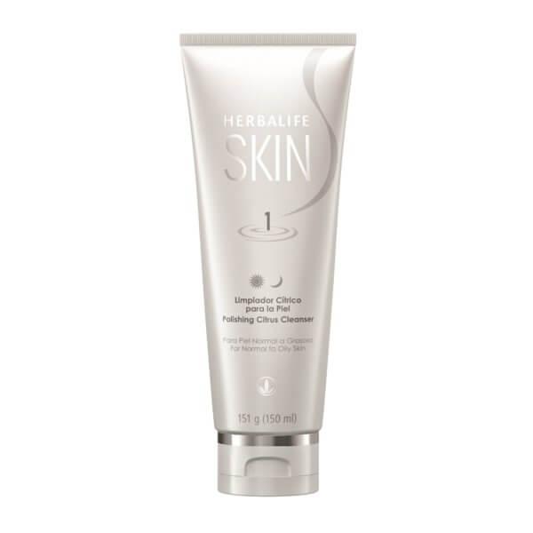 Herbalife Skin Limpiador Citrico Para La Piel